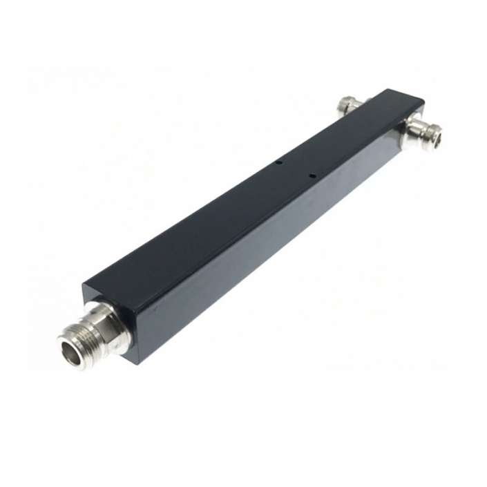 2 Ways Power Splitter, Square Cavity Type, 200W, 800-2700MHz, N female