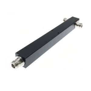 2 Ways Power Splitter, Square Cavity Type, 200W, 800-2700MHz, N female