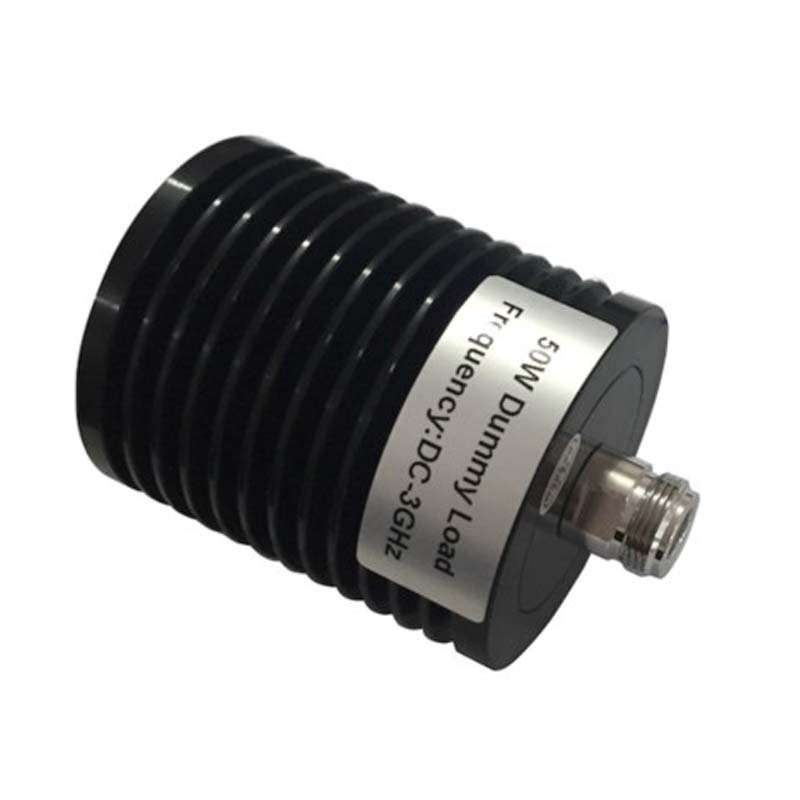 50W dummy load, 3G, N female connector