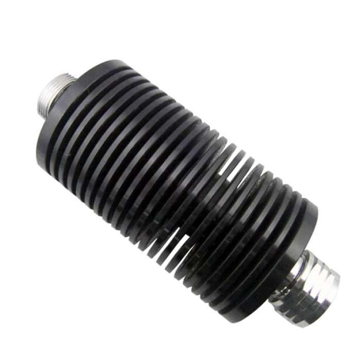 100w coax attenuator, DIN Male to DIN female