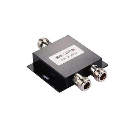 2 Ways Microstrip Power Splitter 50W 350-550Mhz N Female
