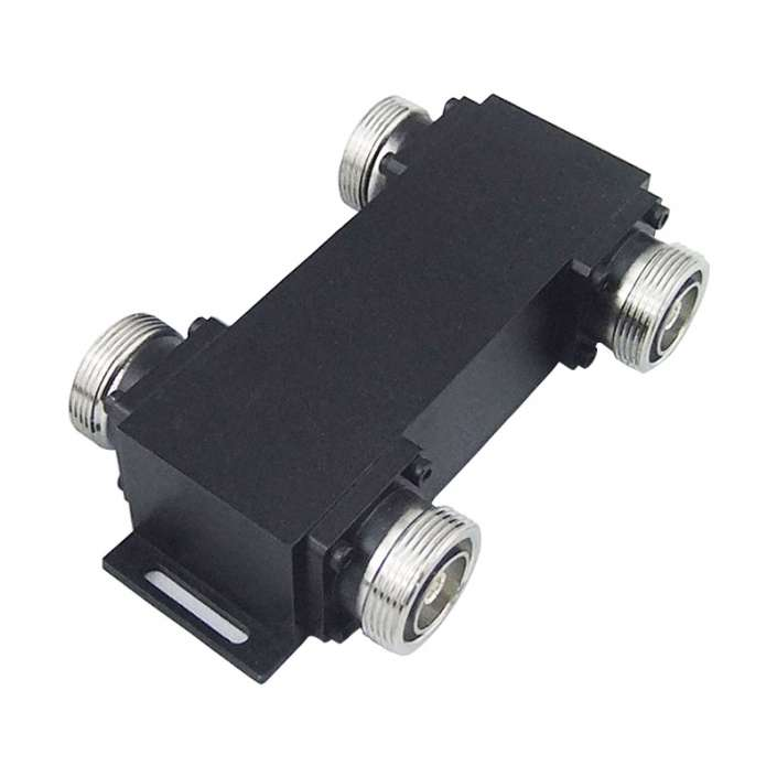 698-2700MHz 2 in 2 out DIN 716 Female 3dB Hybrid Coupler